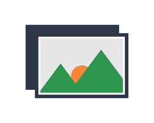 picture silhouette image vector icon logo symbol