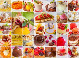 planche de desserts