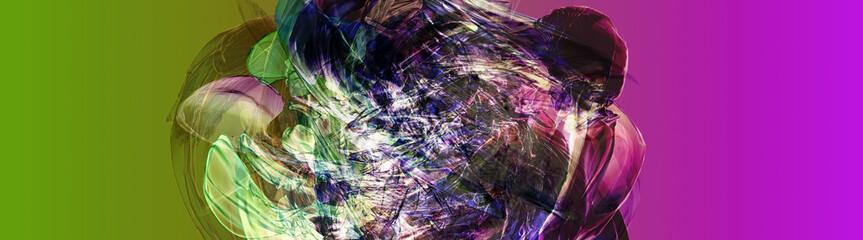 Obraz abstract composition - fototapety do salonu