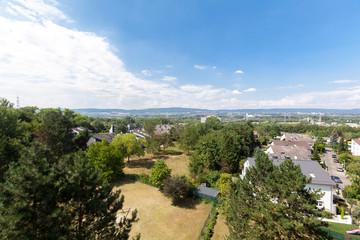 Blick über Mainz Gonsenheim