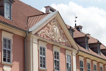 lidzbark warminski - zamek