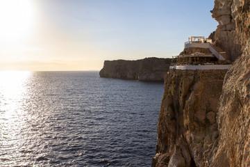 Cave d'en Xoroi, Menorca, Spain