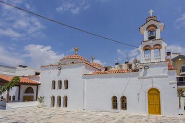 Eglise à Ierapetra en Crète - Grèce