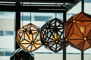 modern lamp design decoration