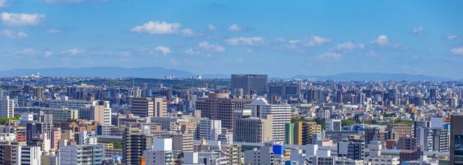 名古屋 都市風景