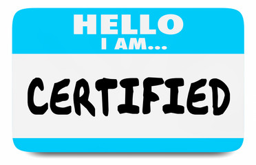 Certified Licensed Official Approved Name Tag 3d Illustration.jpg