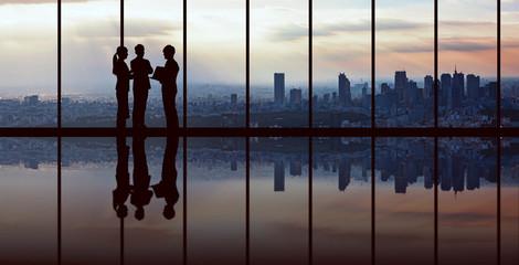 ビジネスと都市