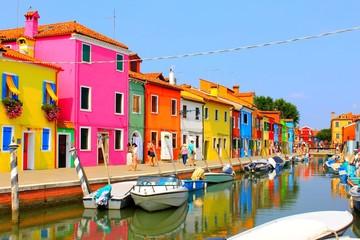Burano, le charme des couleurs