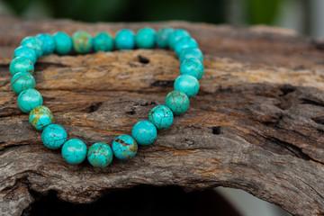 The Turquoise stone bracelet