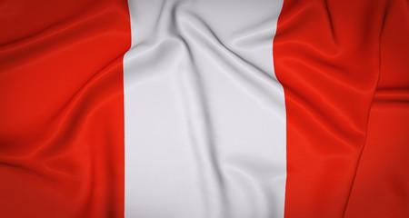 Austria National Flag Background