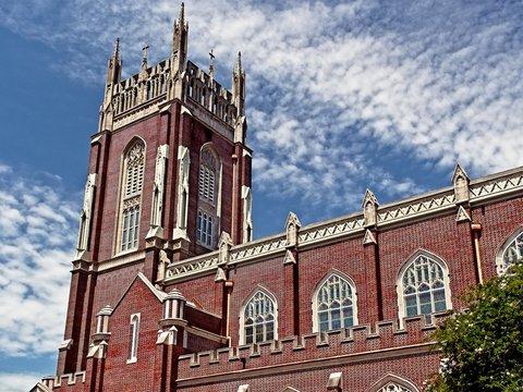 Holy Name Of Jesus Catholic Church Loyola Campus