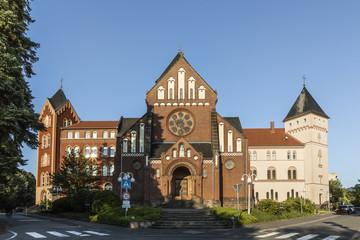 famous mission in Sankt Wendel