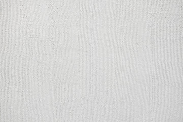 White painted stucco wall. Background texture