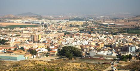mining city of La Unión in Cartagena