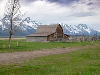 Teaton Barn