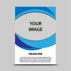 cover brochure template