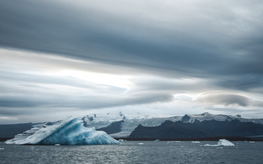 Iceland, Glacier,  Jökulsárlón