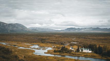 Iceland Landscape, Thingvellir