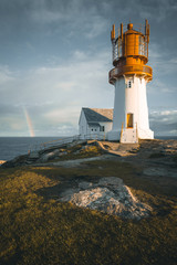 Lindesnes Lighthouse, Norway