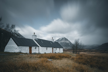 Scotland glencoe landscape