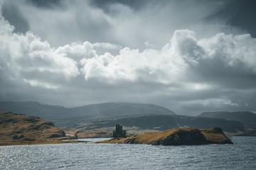 UK, Scotland, Isle of Skye Landscape