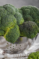 Broccoli vegetable raw picture
