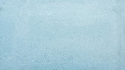 light blue wall concrete background