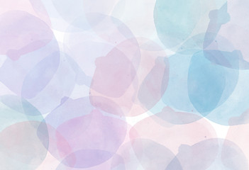 Abstract beautiful brush Colorful watercolor illustration painting background and backdrop.