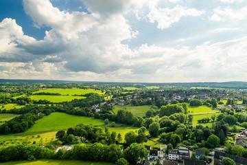 Landscape in Aachen Brand