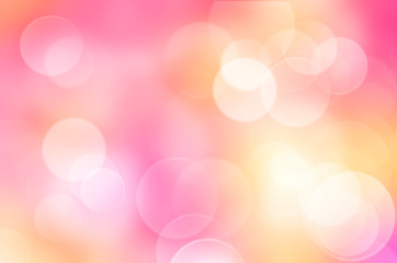 Wall Mural - Pink abstract background blur