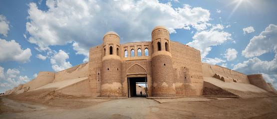 Uzbekistan Khiva fortress wall