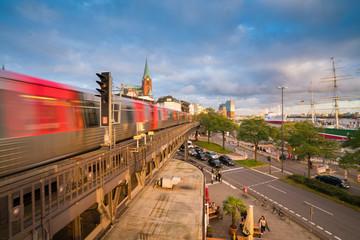 Hamburg Harbour City