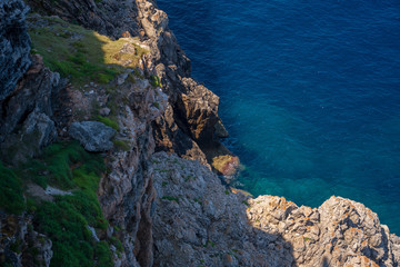nature in Menorca countryside