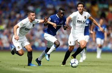 Pre Season Friendly - Everton v Valencia