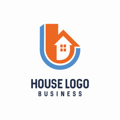 Minimalist House Logo Design Concept Buy This Stock Vector And