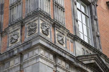 Facade of City Hall; Malmo