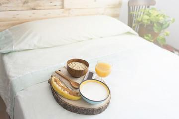 Breakfast hotel (bedroom)