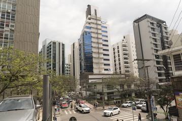 Downtown Florianopolis