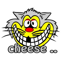 Say Cheese Smile Mouse