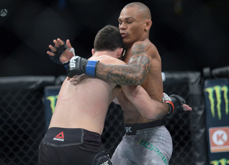 MMA: UFC 227-Sayles vs Moraes