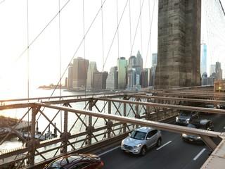 アメリカ ニューヨーク  ブルックリンブリッジ