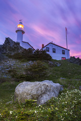 Lobster Cove Head Lighthouse, Newfoundland