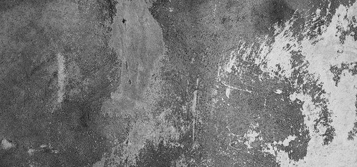 Abstract Grunge white grey concrete Texture for design.