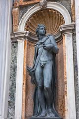 銅像 サン・マルコ寺院