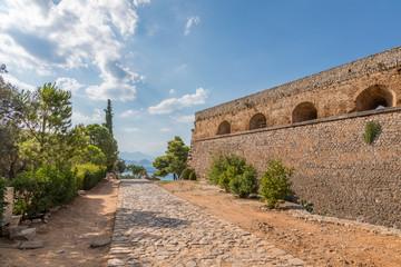 Citadelle de Palamède à Nauplie