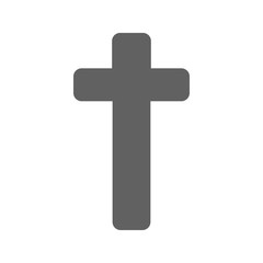 Vector cross icon