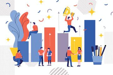 Teamwork business growth
