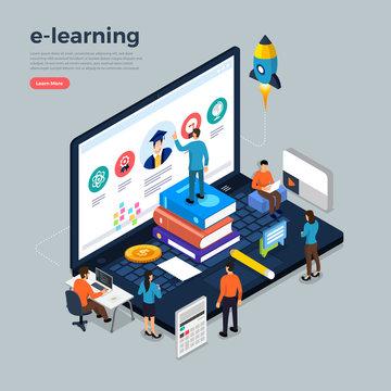 online corese education