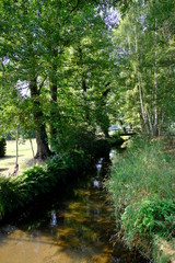 spreewald river