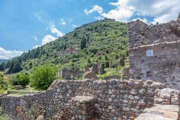Monastère de la Pantanassa à Mystra